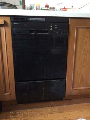 国産の食器洗い機