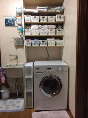 Miele洗濯機