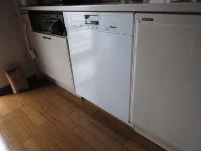 Miele食器洗い機