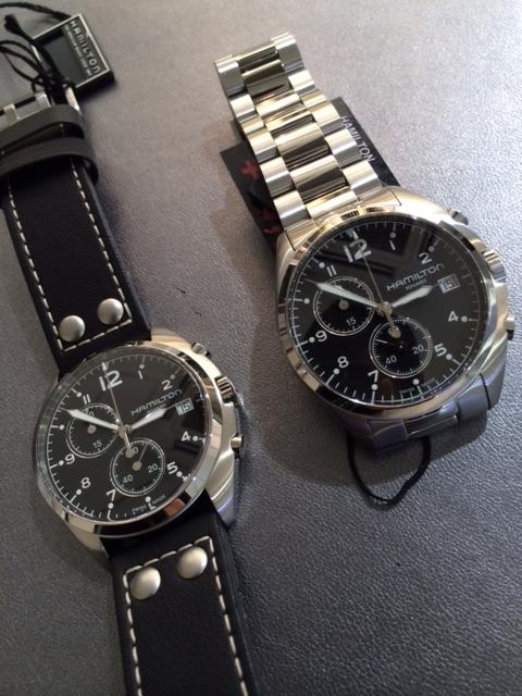 low priced dde97 e8644 低価格を買う ハミルトン時計カーキフィールド、ハミルトン ...