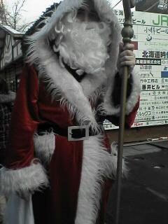 クリスマス気分を満喫♪