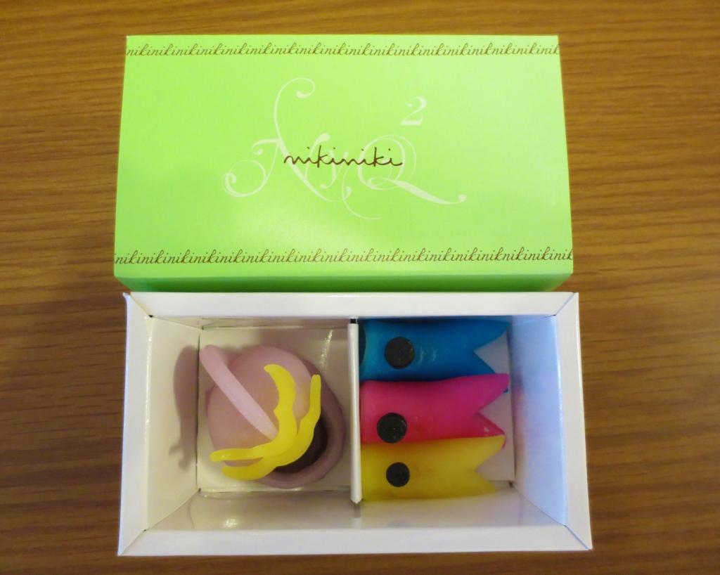 nikiniki 季節の生菓子