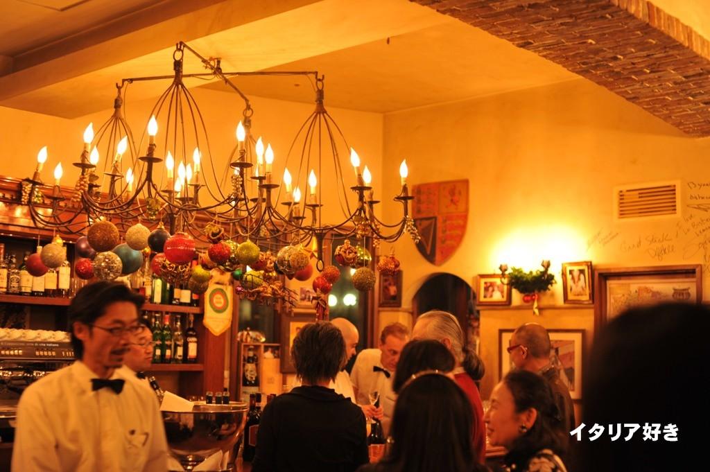 イタリア好きパーティー