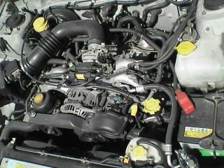BG5EJ20SOHCエンジン