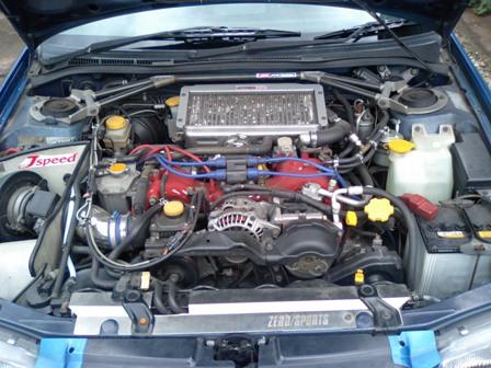 GC8エンジン