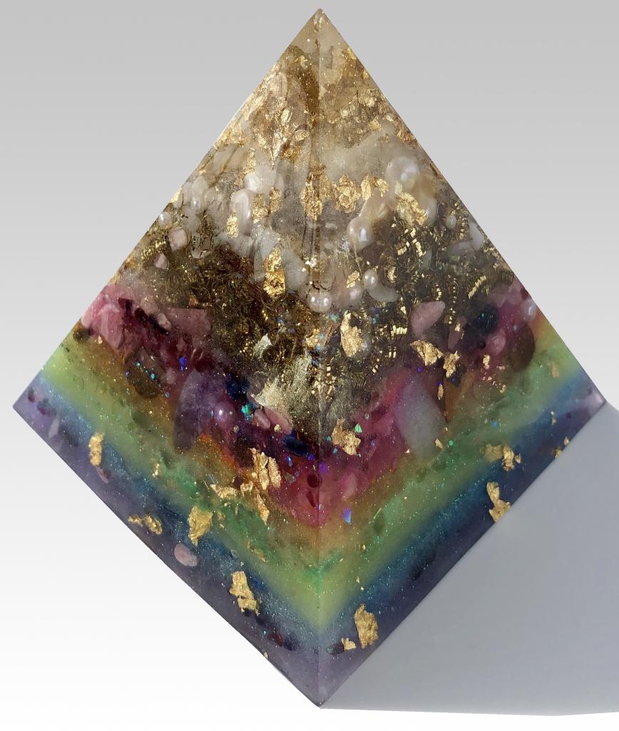 オルゴンピラミッド・ユニコーン2