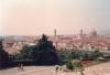 フィレンツェは街全体が博物館