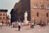 フィレンツェは街そのものが博物館