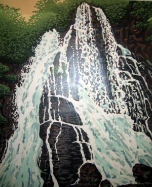 飛泉・有相杭の滝