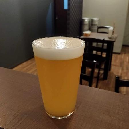 澄川麦酒・シークワーサーヴァイツェン