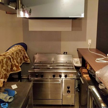 オーブンが入りました