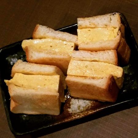 大阪っぽい玉子サンド