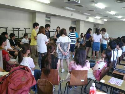 日大での授業