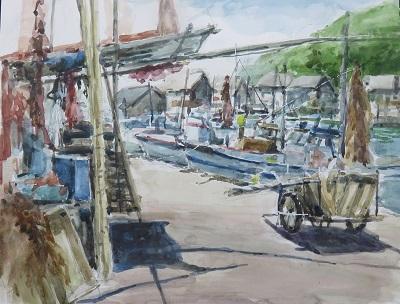 室津漁港�