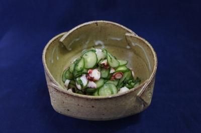W炙り蛸と胡瓜の生姜酢1.jpg
