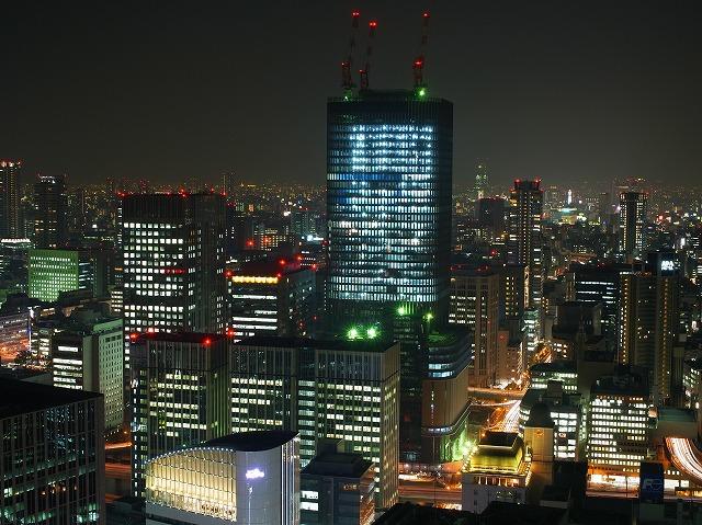 ブリーゼタワーからの夜景