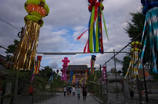 七夕のゆうべin四天王寺2012