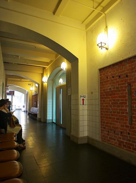 中央公会堂内部