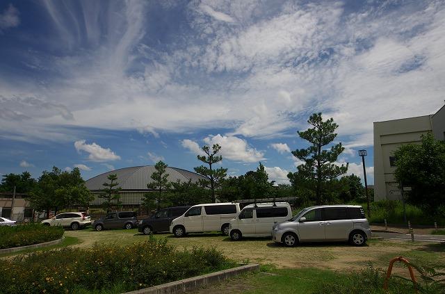 大浜公園駐車場