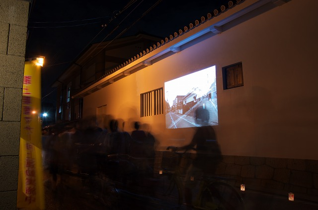 久宝寺寺内町燈路まつり