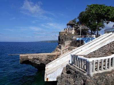 セブ島留学。カモーテス島