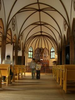 長崎 大明寺聖パウロ教会堂