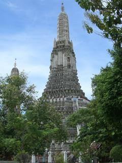ワット・ルアンの仏塔