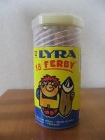 リラ社 色鉛筆ファルビー18色