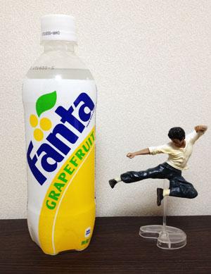 ファンタ グレープフルーツ