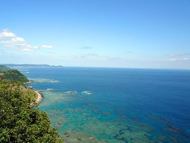 喜界島まで