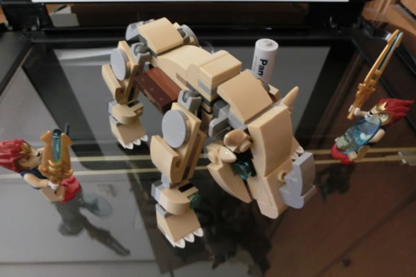 lego chima legend beast rhino - photo #3
