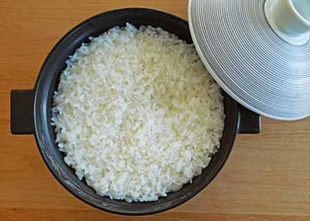 土鍋ご飯 ひとり鍋