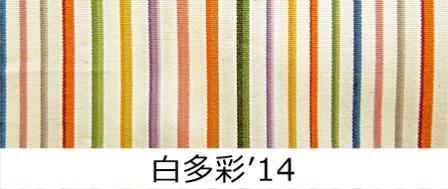 縞縞 2014年の新柄