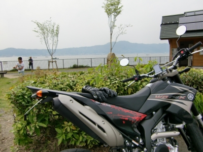 WR250X_滋賀京都ツーリング14