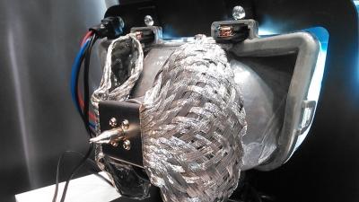 アドレスV100_LEDヘッドライト5
