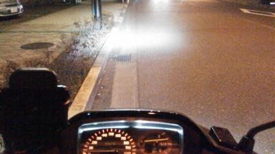 アドレスV100_LEDヘッドライト10
