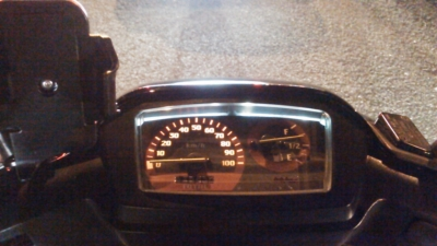 アドレスV100_LEDヘッドライト12