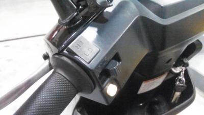 アドレスV100_LEDヘッドライト13