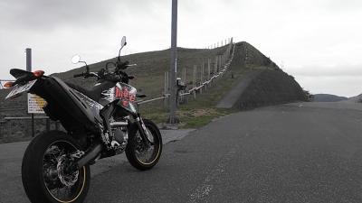 WR250X_京都滋賀ツーリング2015年_1