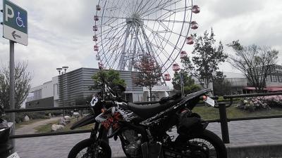 WR250X_京都滋賀ツーリング2015年_9