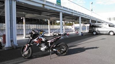 WR250X_袖ヶ浦フォレストレースウェイ14