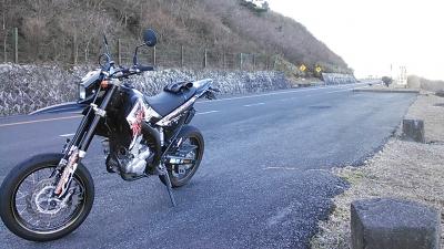 WR250X_伊豆ツーリング4