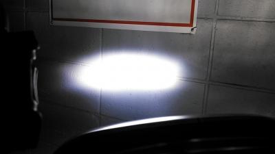 アドレスV100_LEDヘッドライト4