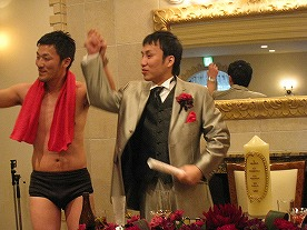 038f6e1ea6e06 猪木は結婚式の余興のテッパンですよね☆会場は大盛上がりでした。
