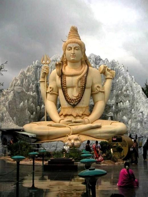 ヒンドゥー教の最高神シヴァ.jpg