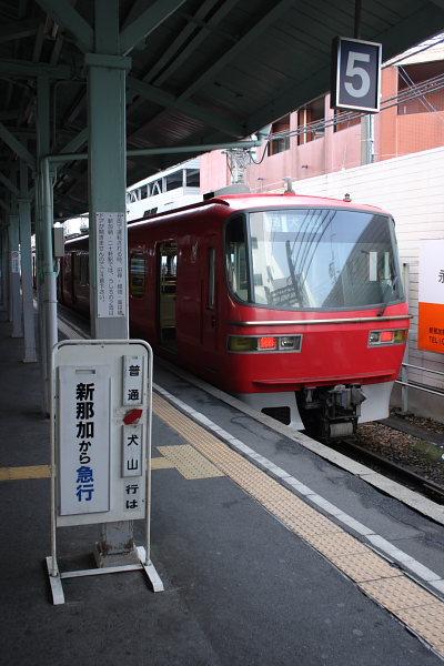 名鉄1380系