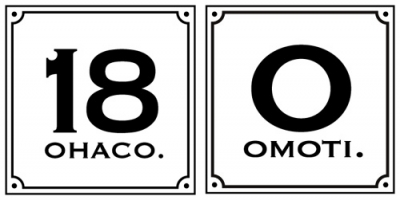 ohaco&omotiロゴ