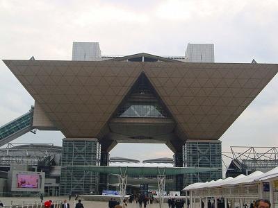 と言うことで、今回行ってきた展示会は「2011国際ロボット展」