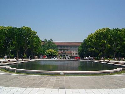 上野 公園 噴水