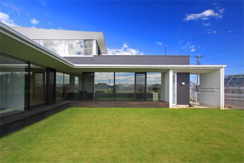 群馬県 明和町 館林市 建築家 一級建築士事務所 設計事務所 家 住宅 シンプル モダン